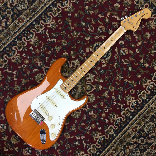 Fender Vintera 70's Stratocaster Maple Neck MN Aged Natural